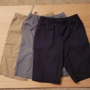 Bundle of 3 shorts size 14-16 for boys.